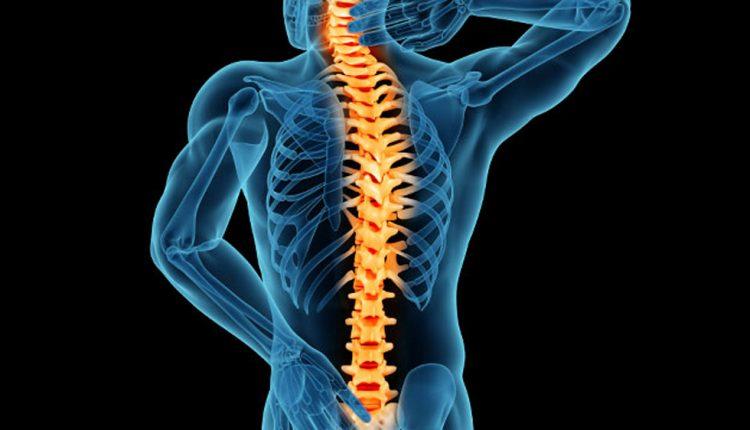 Palec naozaj súvisí s krčnou chrbticou