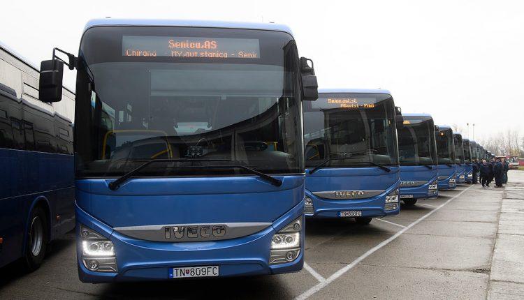 Po krajských cestách jazdí 30 autobusov novej generácie