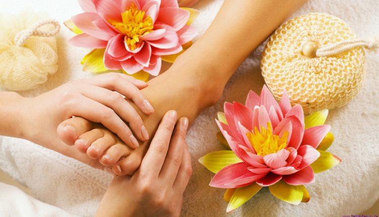 Reflexná terapia: Liečba dotykom 3. časť