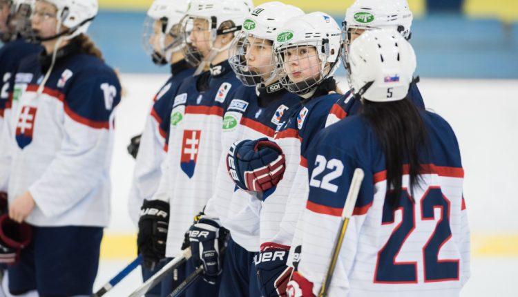 Turnaj hokejových reprezentantiek do 18 rokov v Púchove