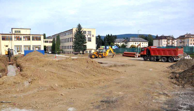 V Púchove sa začala stavať nová čerpacia stanica