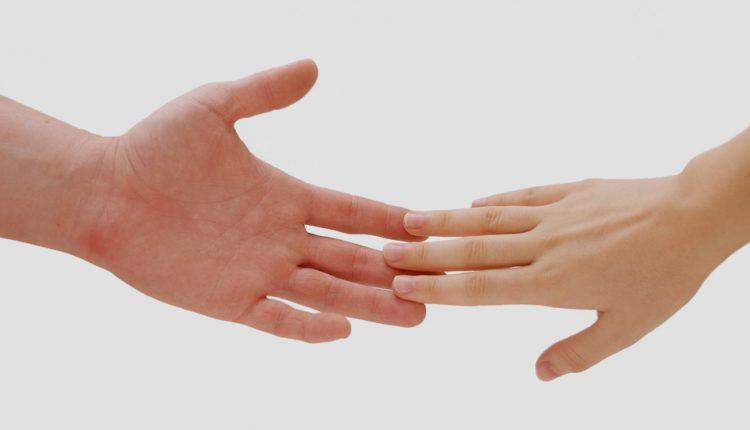 Reflexná terapia: Liečba dotykom 1. časť