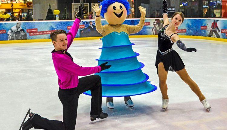 Púchovčanky na Majstrovstvách Európy v krasokorčuľovaní