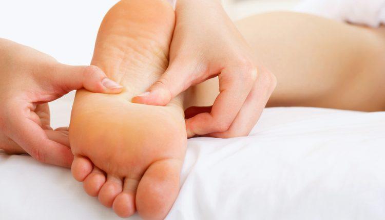 Reflexná terapia: Liečba dotykom 5. časť