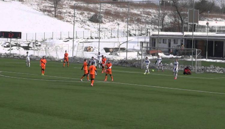 Prípravný zápas na Morave sa skončil remízou