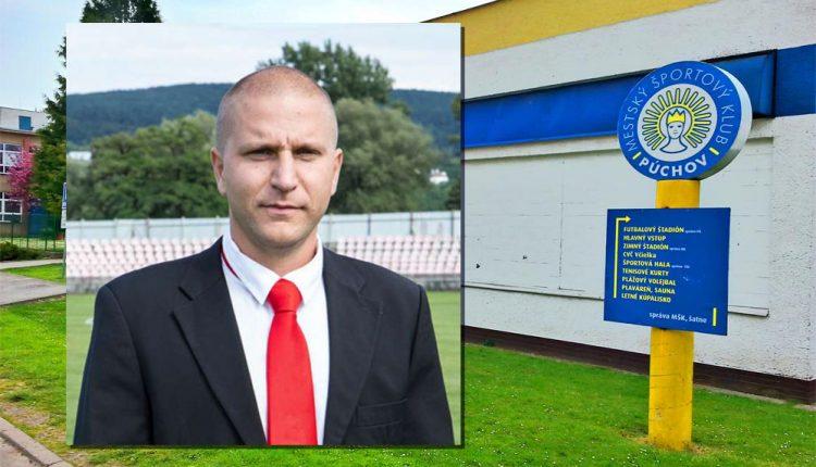 Výberové konanie do MŠK Púchov vyhral Štefan Ondrička
