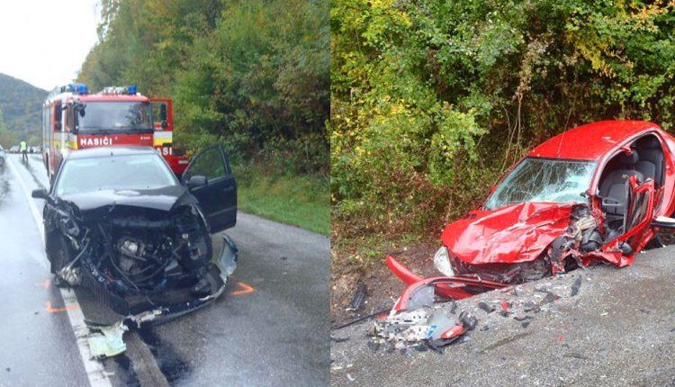 Púchovskí hasiči zasahovali pri dvoch nehodách