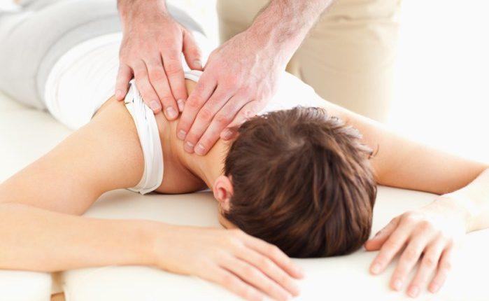 Reflexná terapia: Liečba dotykom 4. časť