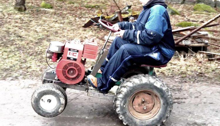 Neďaleko Zubáka jazdil na malotraktore s dvomi promile