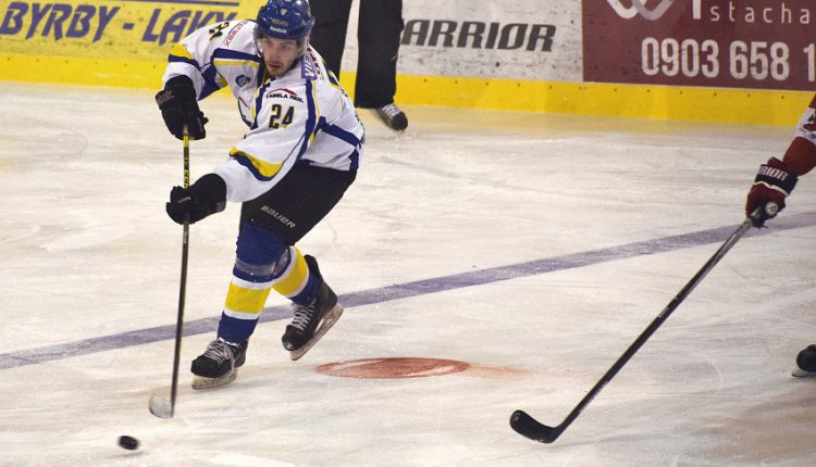 Púchovskí hokejisti si dvojgólové vedenie neudržali