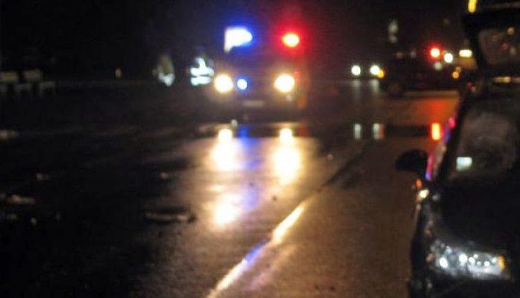 Nehoda pri Domaniži, auto skončilo v priekope