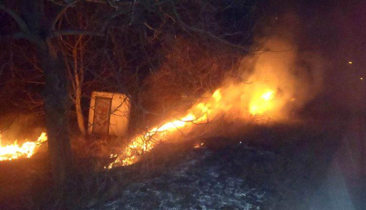 Víkendový požiar pri Continentale, na Kolonke a Horenickej Hôrke