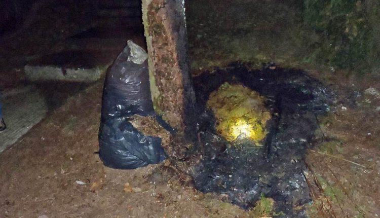 Hasiči zasahovali pri dvojici úmyselných požiarov