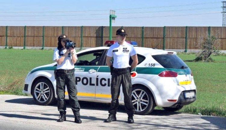 Naplánuj polícii miesto kontroly – Rýchlostný maratón 2017
