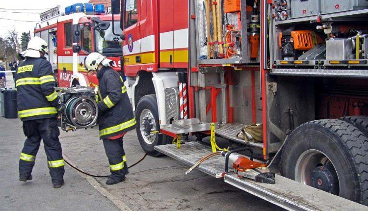 Púchovskí hasiči vás pozývajú na týždeň otvorených dverí