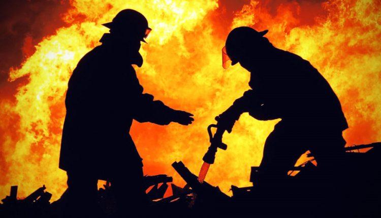 Požiar vareáli drevovýrovy vobci Domaniža