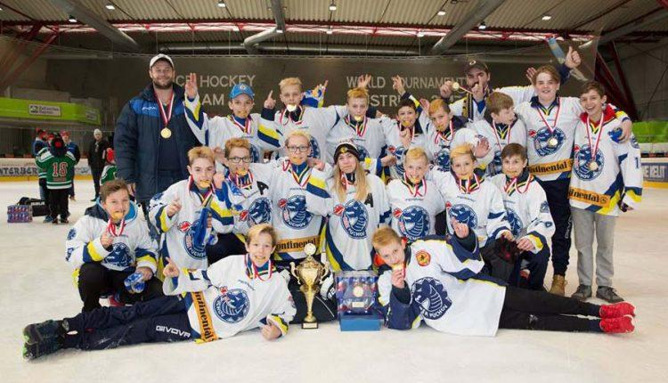Hokejový turnaj v Rakúsku: trinástka víťazom, jedenástka štvrtá