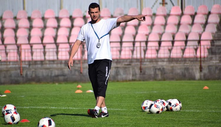 Eduard Pagáč: Futbal ma baví, či už trénujem mládež alebo dospelých