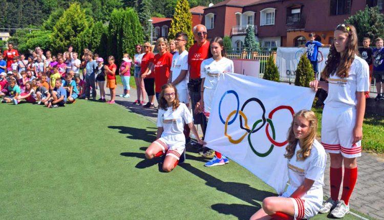 Olympijský festival detí a mládeže Slovenska v Púchove