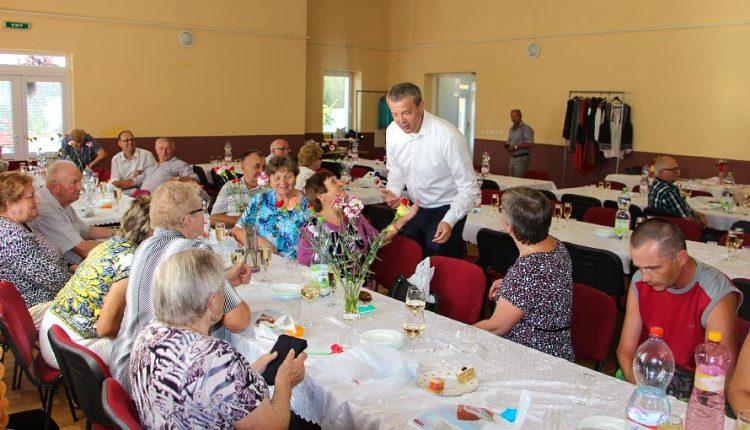 Členovia Slovenského zväzu zdravotne postihnutých v Púchove oslávili jubilejných 30 rokov od svojho založenia
