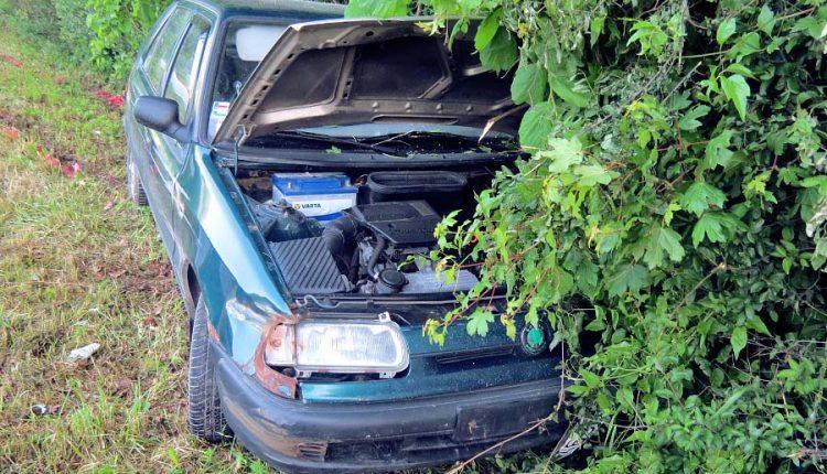 Mladú vodičku vytlačil z cesty a potom ušiel