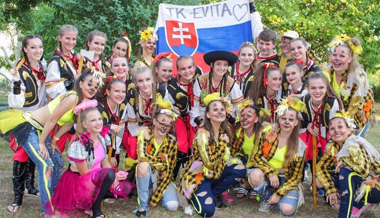 Medzinárodný úspech: Tanečný klub EVITA je dvojnásobný majster Európy!
