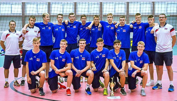 Turnaj olympijských nádejí vyhrali Česi, Slováci získali bronz