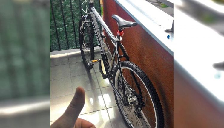 Stanovi ukradli bicykel, polícia mu ho vypátrala