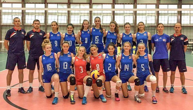 Slovenské rezentantky obsadili na turnaji v Púchove štvrté miesto