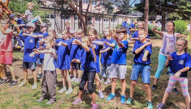 Aký bol letný tábor na Komenčáku?