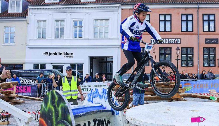 Jakub Mudrák strieborný na svetových hrách mládeže v Dánsku
