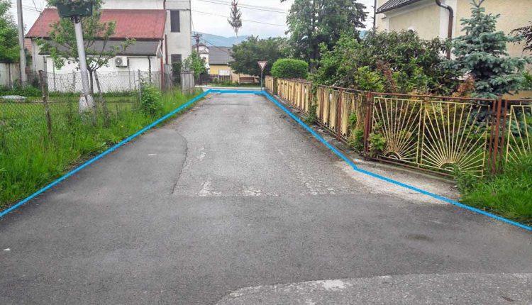 Z asfaltovacieho balíka sa zatiaľ minula len štvrtina, pokračuje sa na Námestí slobody a v Horných Kočkovciach