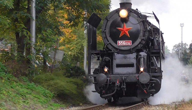 Oslavy 80. výročia železničnej trate Púchov – Horní Lideč