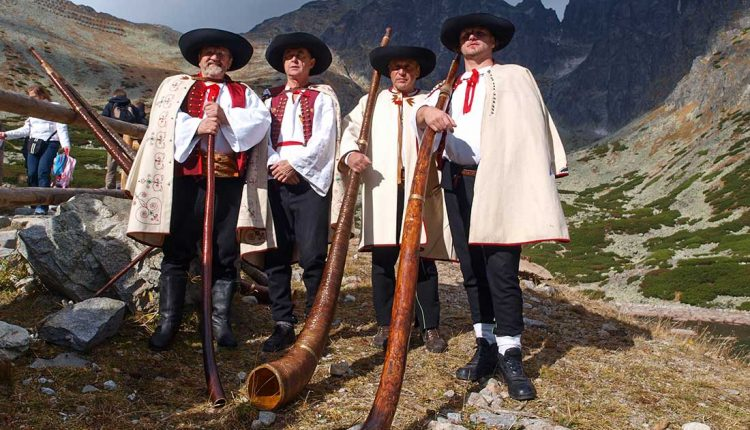 Trombita má namierené do zoznamu kultúrneho dedičstva Slovenska