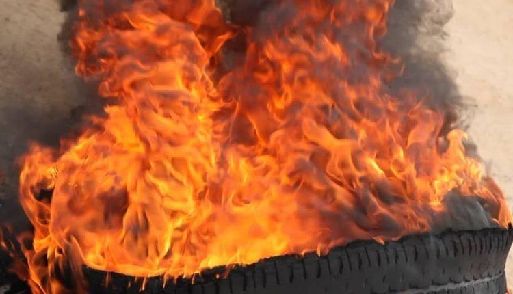 Požiar v pivnici rodinného domu