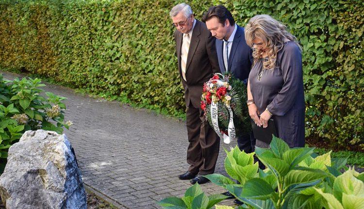 Spomienková slávnosť k 73. výročiu Slovenského národného povstania