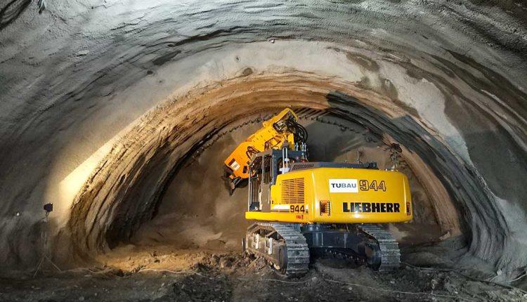 Kontrolný deň výstavby tunela Diel