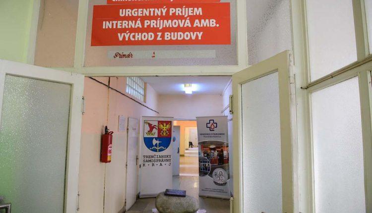 V považskobystrickej nemocnici vybudujú geriatrické oddelenie