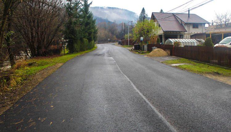 Obyvatelia Púchovskej doliny sa môžu tešiť z obnovenej cesty