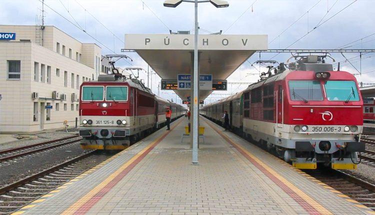 Výluka na železničnej trati Púchov – Považská Bystrica
