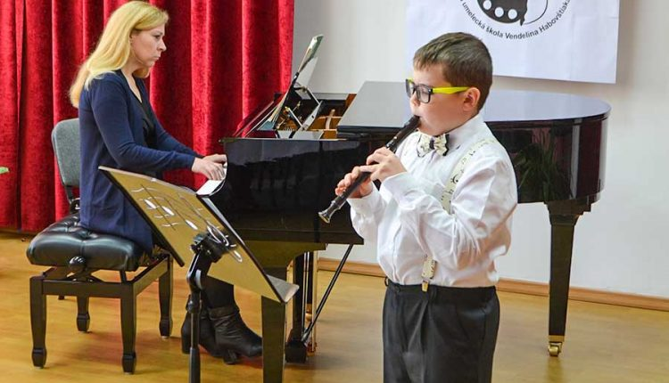 Žiaci ZUŠ Púchov úspešne na Čarovnej flaute