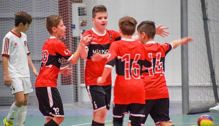 Turnaj mladších žiakov pre trnavský Spartak