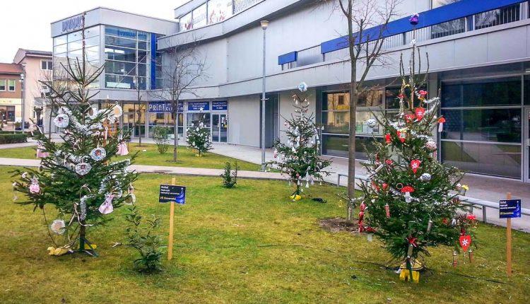 Súťaž o najkrajší vianočný stromček Púchova