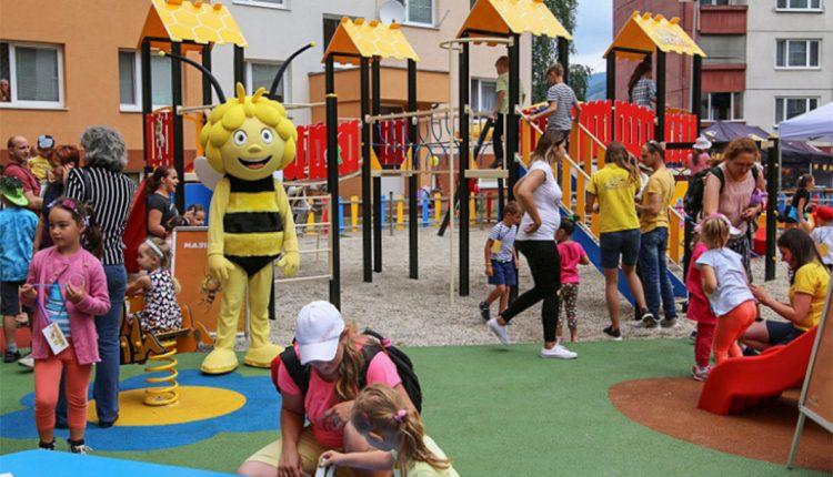 Mestá opäť usilujú o detské ihriská Žihadielka