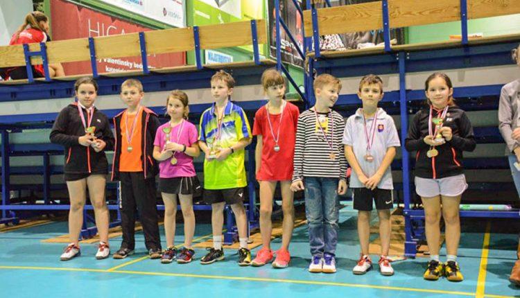 Žiačikovej double na turnaji v Trenčíne