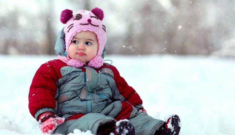 Ochráňte deti pred mrazom