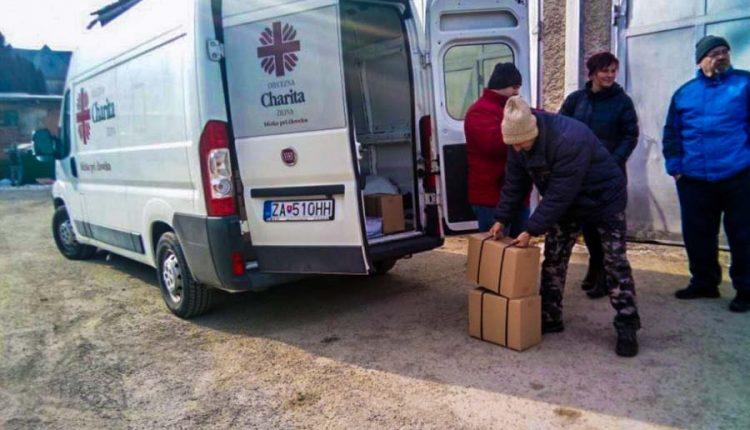 Prvé tohtoročné kolo distribúcie potravinových balíčkov