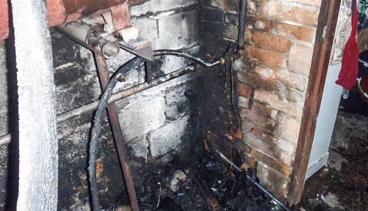 Požiar v Streženiciach a spadnutý strom v Nimnici