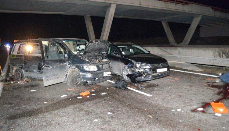 Hromadná nehoda na diaľnici si vyžiadala dva životy