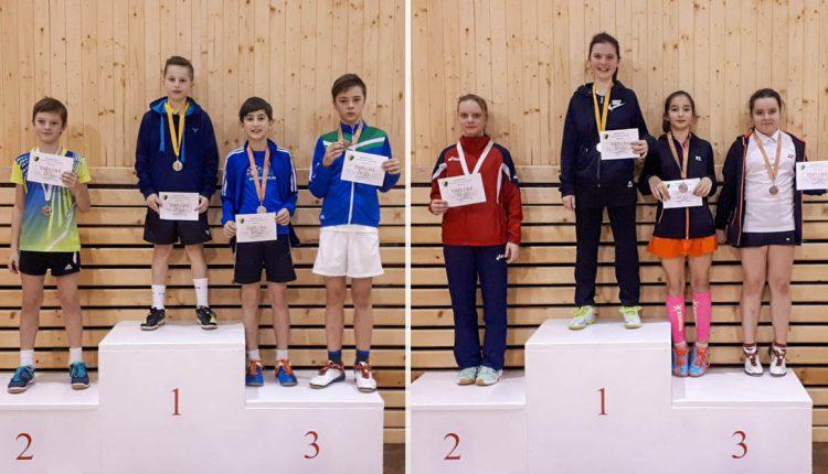 Dve zlaté medaily aj do Púchova zásluhou A. Srnca a E. Klačanskej